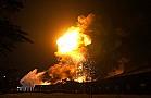 Cháy lớn tại Khu công nghiệp VSIP Bình Dương