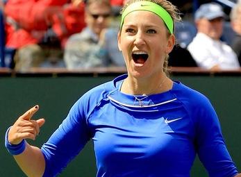 Sharapova thêm một lần nếm trái đắng trước Azarenka