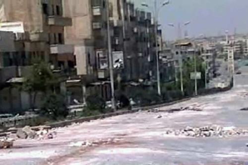 """Saudi Arabia kêu gọi Syria ngừng """"cỗ máy giết người"""""""