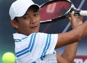 Giải quần vợt Men's Futures F3: Minh Quân gây bất ngờ