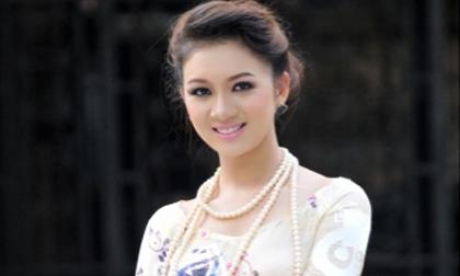 Hoa hậu Bích Trâm có bầu 3 tháng, chuẩn bị cưới đại gia 50 tuổi?