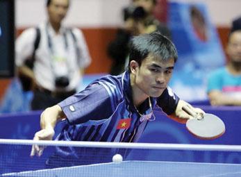 Tay vợt Tuấn Quỳnh không muốn dự vòng loại Olympic