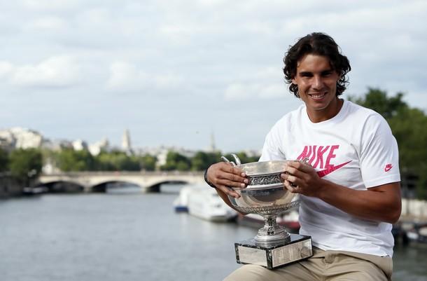 Rafael Nadal: Đạt mốc 50 triệu USD tiền thưởng