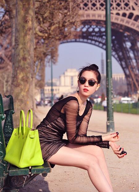 Thời trang hè của sao Việt kỳ 15: Kính mát sành điệu