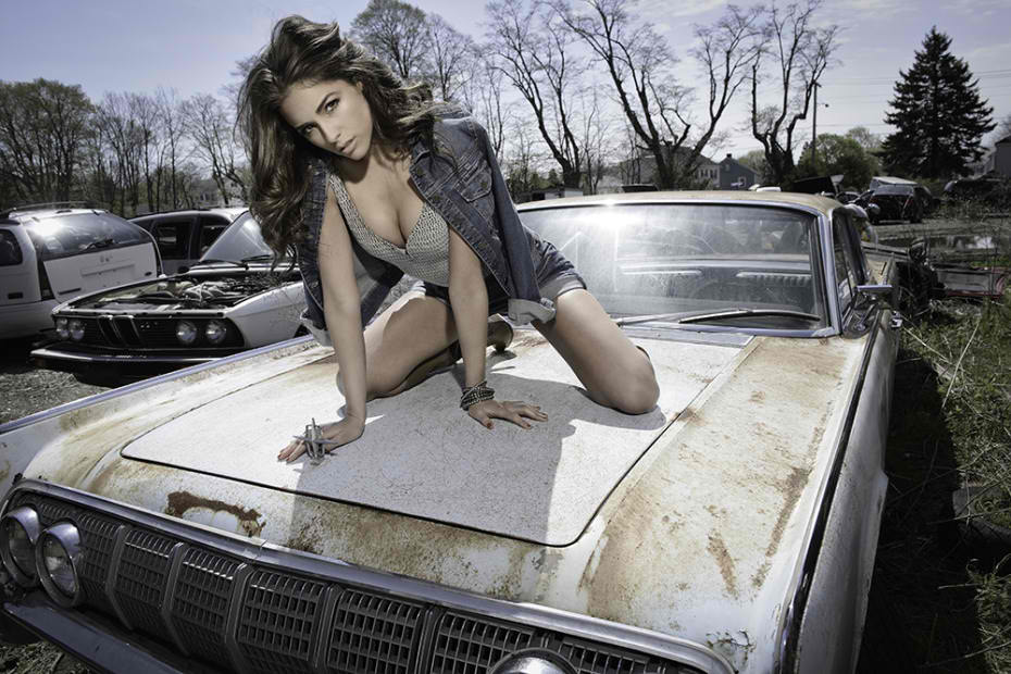 """Loạt ảnh """"độc"""" của tân Hoa hậu Mỹ 2012"""