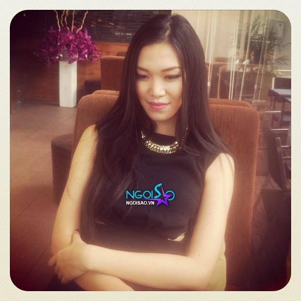 Hoa hậu Thùy Dung