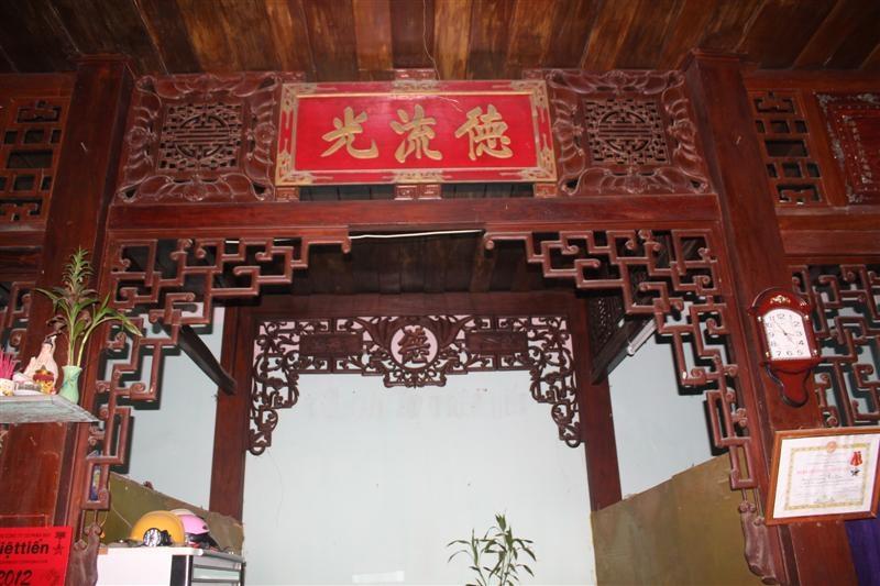 Thăm nhà ông Nguyễn Văn Thiệu