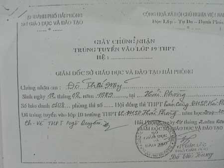 Vụ điều chuyển công tác lãnh đạo Trường THPT chuyên Trần Phú (Hải Phòng): Lộ diện nhiều sai phạm chưa xử lý?