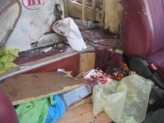 Loa phát nổ trên xe giường nằm: Cuộc điện thoại bí ẩn