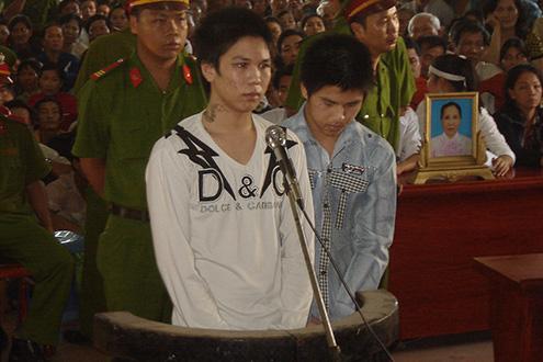 Sự hối hận muộn màng của những tử tù trẻ