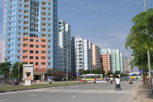 Khai thác tiềm năng thị trường bất động sản: Cần nhiều giải pháp đồng bộ