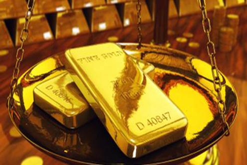 Giá vàng giảm thấp nhất trong 4 năm qua