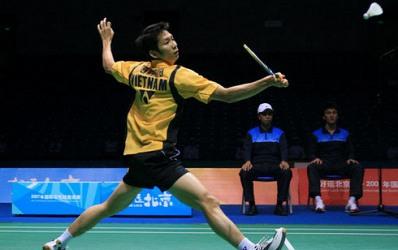 Tiến Minh vô địch giải Mỹ mở rộng
