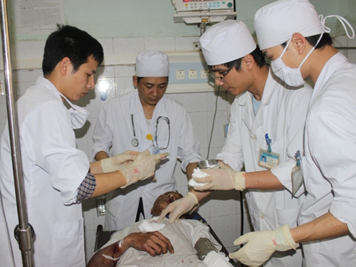 Thông tin tiếp về vụ tai nạn giao thông ở Thanh Hóa: 9 người chết đều là gia đình nhà gái đi đám cưới ở Hà Nội