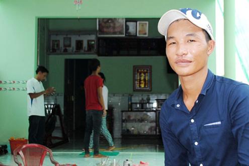 Hào Anh bị bắt về tội trộm cắp tài sản