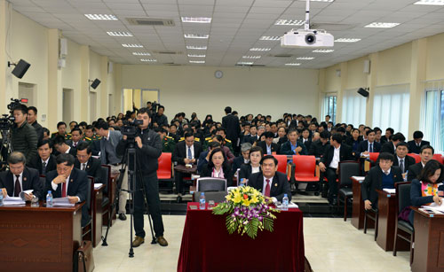 TANDTC tổ chức Hội nghị quán triệt các nội dung mới của các Luật, Bộ luật