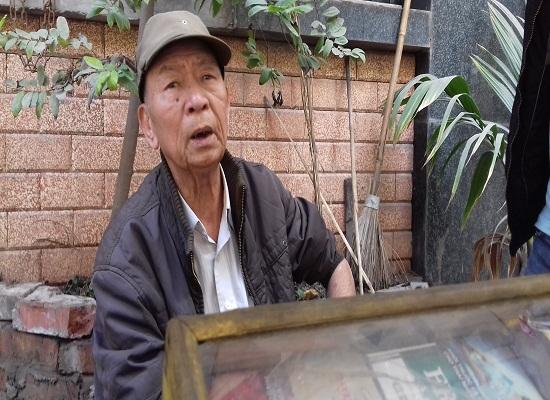 Vụ cướp xe chở vàng ở Hà Nội: Bố chủ tiệm giáp mặt tên cướp