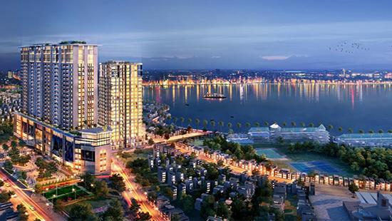 Giới thiệu Tổ hợp căn hộ hạng sang cạnh Hồ Tây