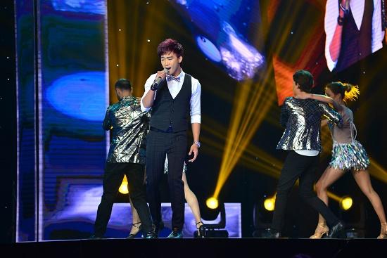 Thần tượng Bolero: Hot boy team Đan Trường dẫn đầu