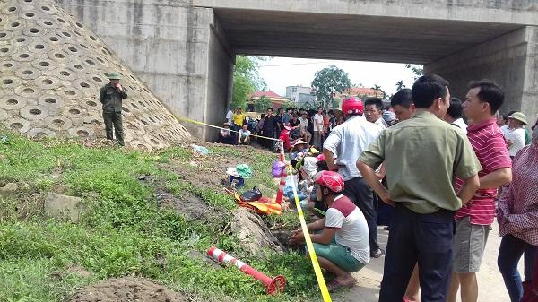 Xác chết gần đại lộ Thăng Long: Hung thủ không chỉ có một người?