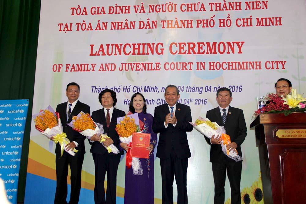 Thành tựu cải cách tư pháp nổi bật của Tòa án nhân dân