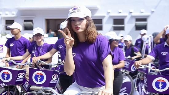 Diễn viên Lan Phương: Chung tay vì cuộc sống không khói thuốc