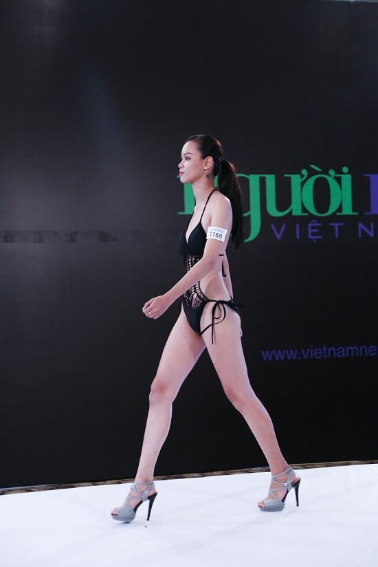 Loạt thí sinh Next Top Model