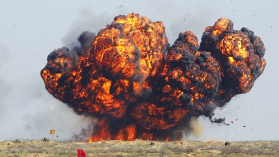 Tin tức thế giới 24 giờ: Nga sơ tán 600 người vì nổ động cơ tên lửa