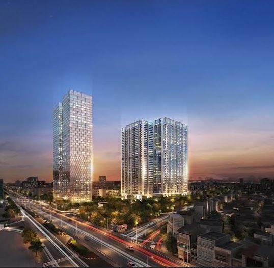 Ra mắt dự án đẳng cấp Vinhomes Metropolis Liễu Giai