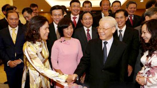 Tổng Bí thư căn dặn 10 chữ với 27 Trưởng cơ quan đại diện Việt Nam ở nước ngoài