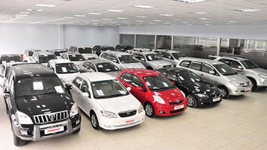 Chi hơn 1,66 tỉ USD nhập ôtô