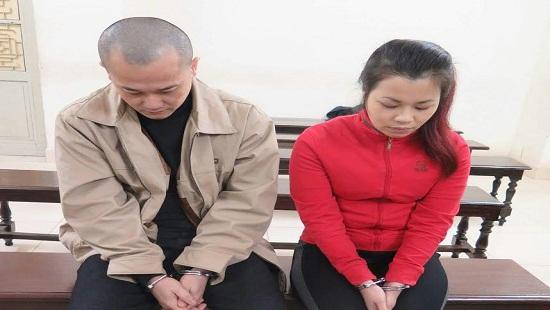 Tử hình cặp đôi mua bán 2,7kg ma túy đá