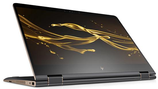 HP công bố laptop Spectre X360 15,6 inch và EliteBook X360