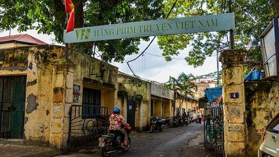 Công bố quyết định thanh tra Hãng phim truyện Việt Nam