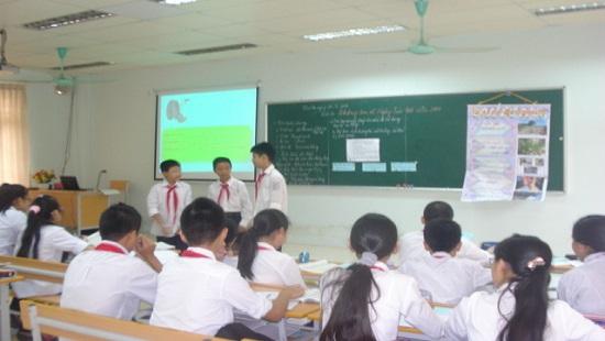 Hà Nội khuyến khích các trường lắp đặt hệ thống camera kết nối với công an