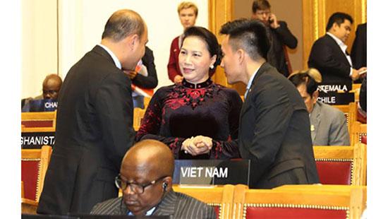 Chủ tịch QH kết thúc tham dự IPU-137, thăm chính thức Kazakhstan