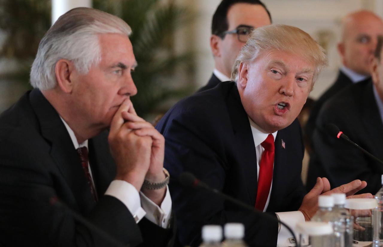 Mỹ sẽ đối thoại cho tới khi thả quả bom đầu tiên xuống Triều Tiên