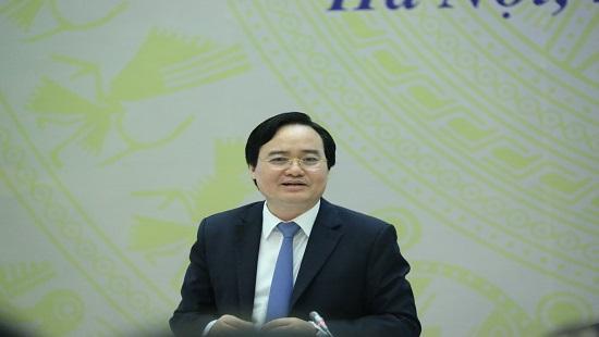 Bộ trưởng Bộ GD-ĐT: Tiếp tục phát huy tinh thần đổi mới, sáng tạo