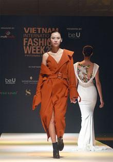 Tuần lễ thời trang quốc tế Việt Nam thu đông 2017 chính thức khởi động