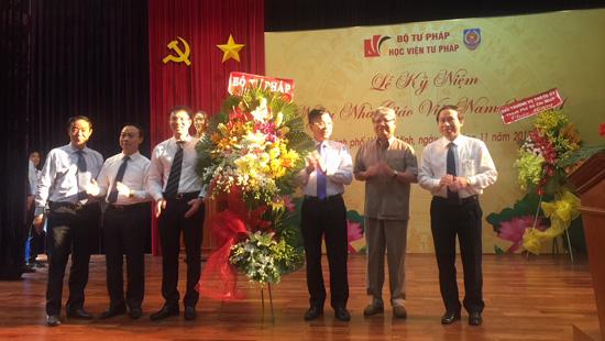 Khánh thành trụ sở mới của Học viện Tư pháp tại TP. Hồ Chí Minh