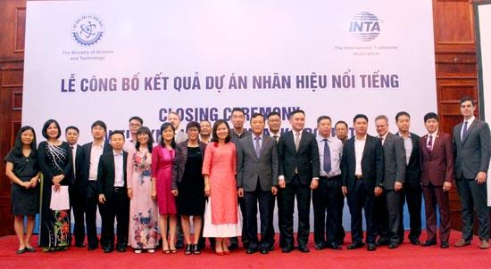 """Vinacafé Biên Hoà được công nhận là """"nhãn hiệu nổi tiếng Việt Nam"""""""