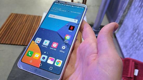 LG G6 - smartphone đầu tiên ra mắt với âm thanh Dolby Vision HDR
