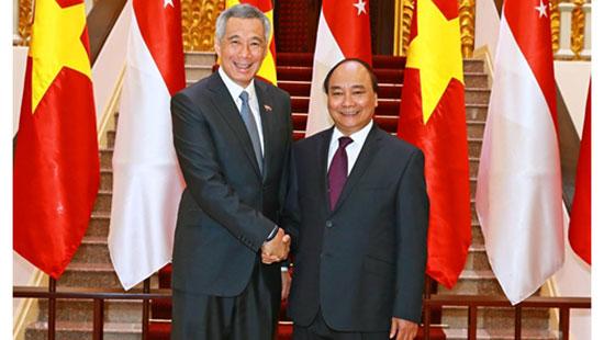 4 cuộc hội đàm, tiếp quan trọng của Thủ tướng Lý Hiển Long tại Việt Nam