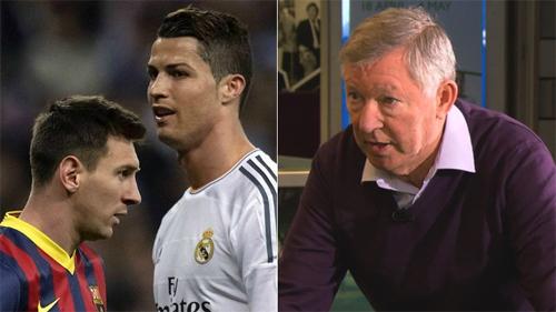 Alex Ferguson: 'Sự thống trị của Liga sẽ kết thúc khi Messi và Ronaldo hết thời'