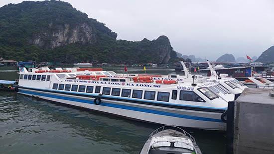 Quảng Ninh: Tàu cao tốc đóng sai thiết kế vẫn được đăng kiểm hoạt động