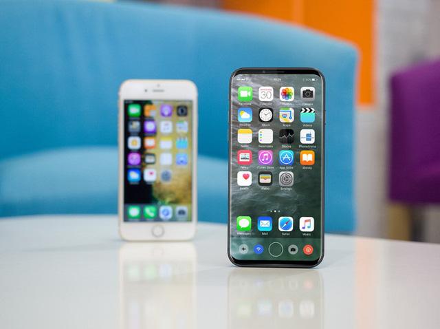iPhone 8 chưa ra mắt đã gặp trở ngại