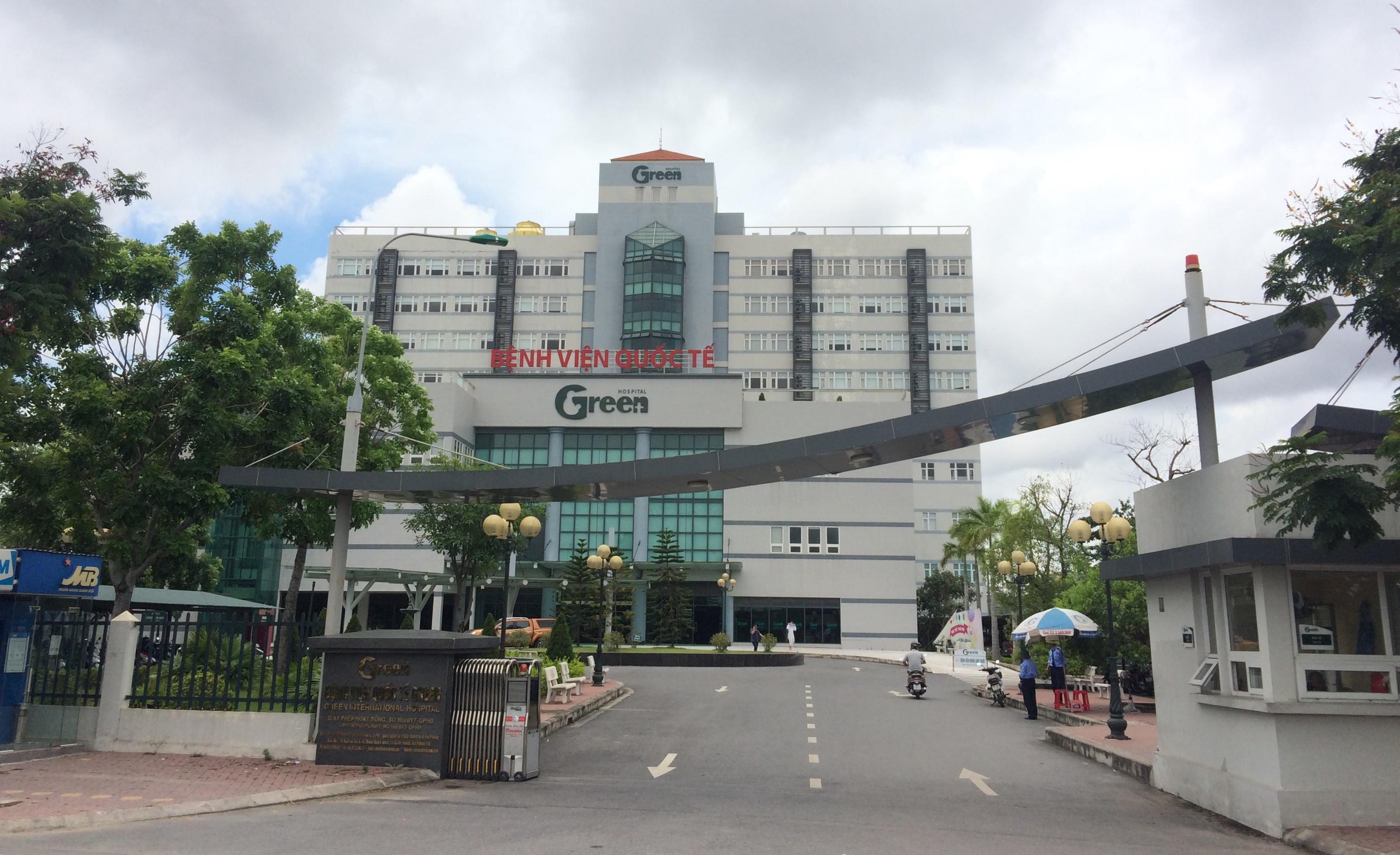 Hải Phòng: Công dân kiến nghị kết quả khám chữa bệnh của Bệnh viện Quốc tế Green