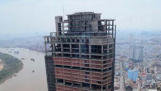 """Các dự án """"chết"""", bỏ hoang làm xấu bộ mặt đô thị"""
