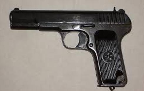 Mâu thuẫn làm ăn, bịt mặt, vác súng K54 đến nhà đối thủ thị uy