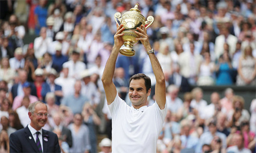 Những con số trong sự nghiệp vĩ đại của Federer